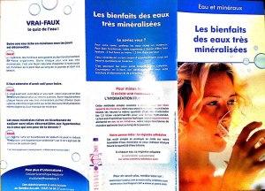 """Désinformation trouvée dans un point """"infos"""" dans un laboratoire d'analyse de sang à Marseille..."""